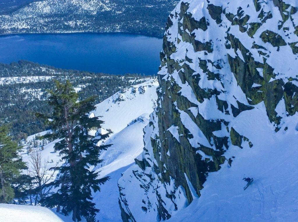 Backcountry Ski Lake Tahoe