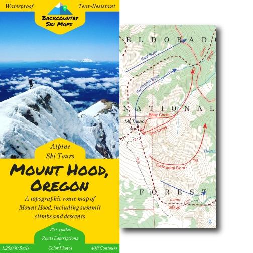 mount hood ski touring