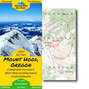 Mt Hood Backcountry Skiing