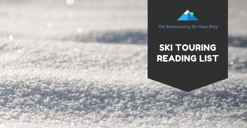 backcountry skiing and ski touring books
