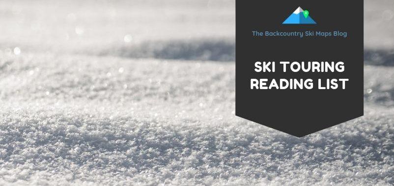 ski touring and backcountry ski books
