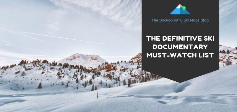 ski documentary list
