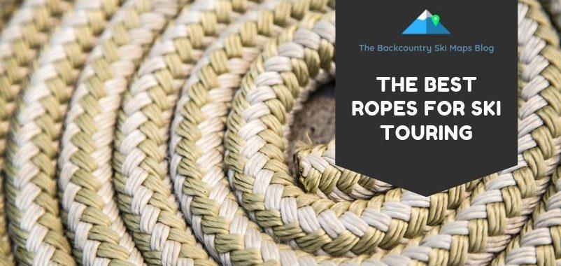 ski mountaineering ropes