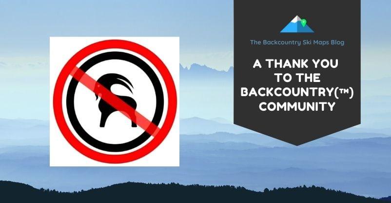 #boycottbackcountry
